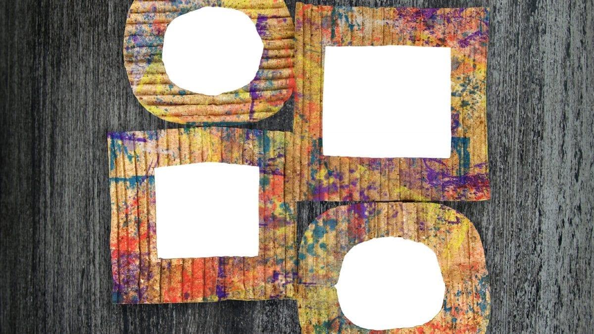 Nevyhadzujte starý papier a tlačoviny, môžu ešte poslúžiť
