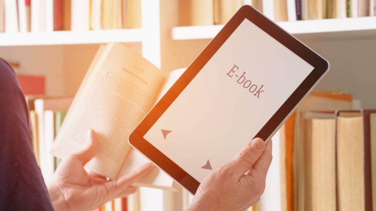 Vytvorte e-book, ktorému neskôr dáte tlačenú podobu