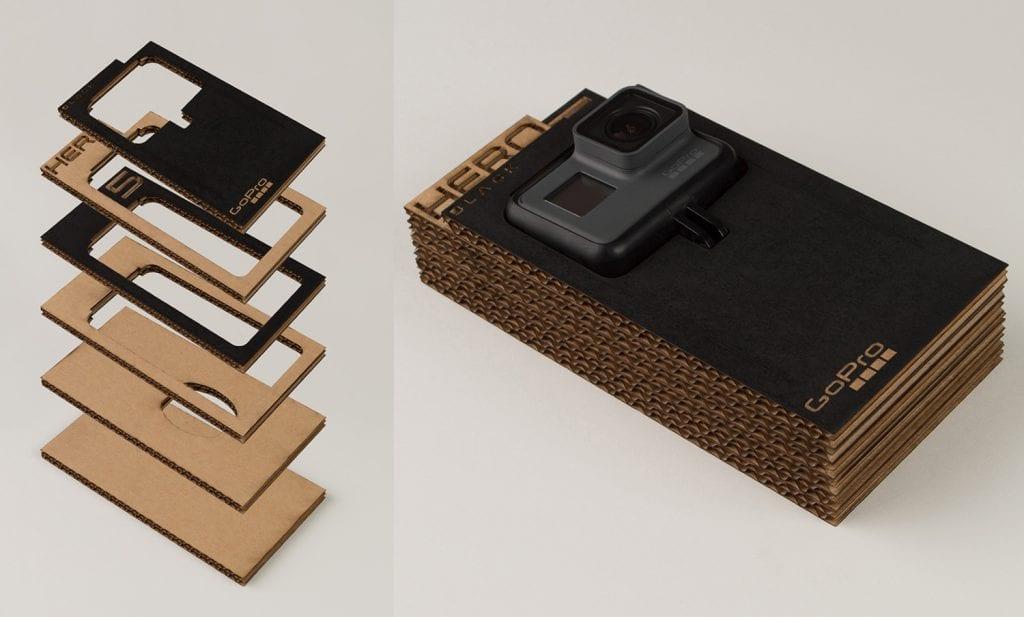 kartónové obdĺžniky, ktoré majú rôzne výseky a po naskladaní na seba z týchto obdĺžnikov vznikne obal na produkt