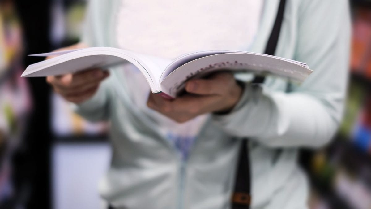 Ako vybrať papier pre vašu knihu?