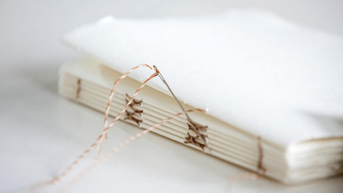 Knihárske spracovanie 2: Tvrdé knižné väzby